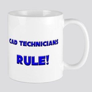 Cad Technicians Rule! Mug